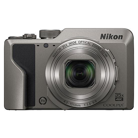 Appareil photo compact ou bridge Nikon Coolpix A1000 Argent