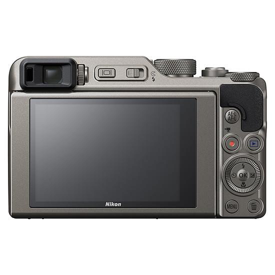 Appareil photo compact ou bridge Nikon Coolpix A1000 Argent - Autre vue