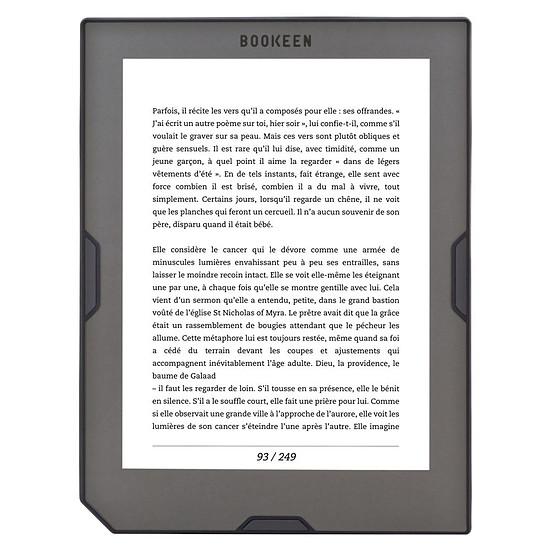 Liseuse numérique Bookeen Cybook Muse HD (gris) - 8 Go - Autre vue