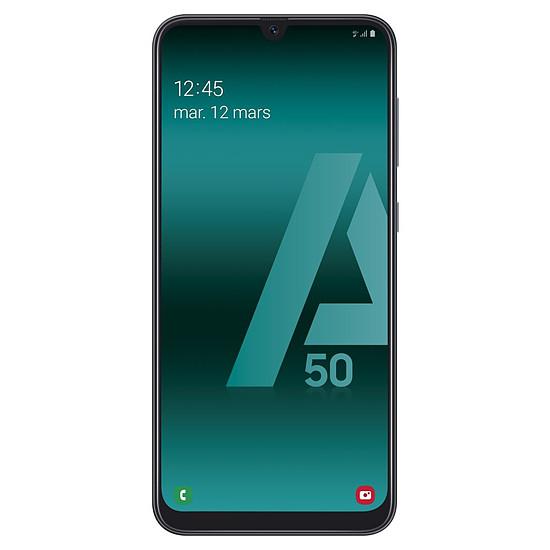Smartphone et téléphone mobile Samsung Galaxy A50 (noir) - 128 Go - 4 Go
