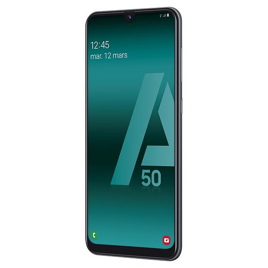 Smartphone et téléphone mobile Samsung Galaxy A50 (noir) - 128 Go - 4 Go - Autre vue