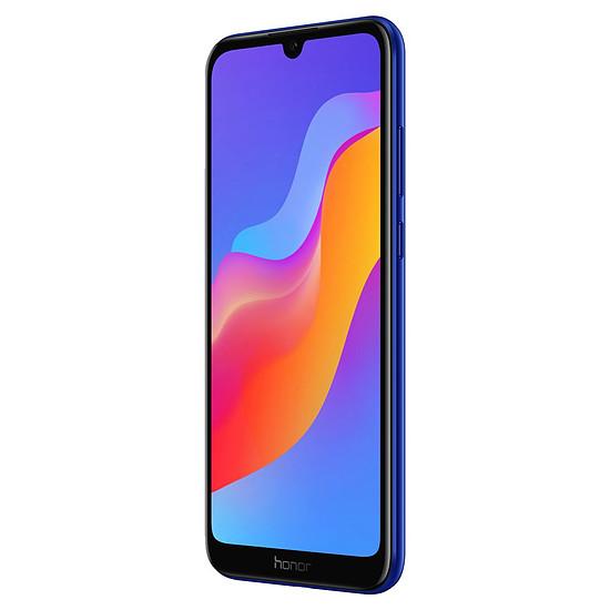 Smartphone et téléphone mobile Honor 8A (bleu) - 32 Go - 2 Go - Autre vue