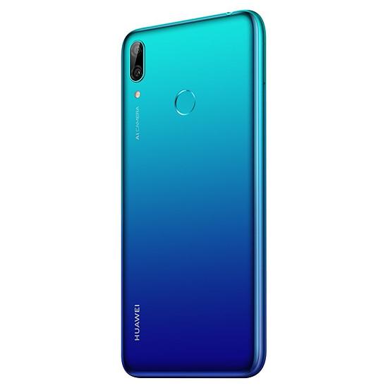Smartphone et téléphone mobile Huawei Y7 2019 (bleu) - 32 Go - 3 Go - Autre vue