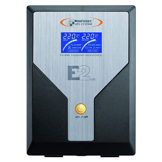 Onduleur Infosec E2 LCD 1500