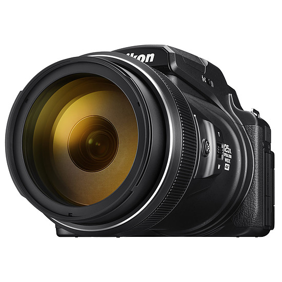 Appareil photo compact ou bridge Nikon Coolpix P1000 Noir - Autre vue