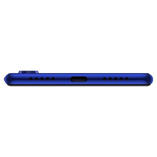 Smartphone et téléphone mobile Xiaomi Redmi Note 7 (bleu) - 32 Go - 3 Go - Autre vue
