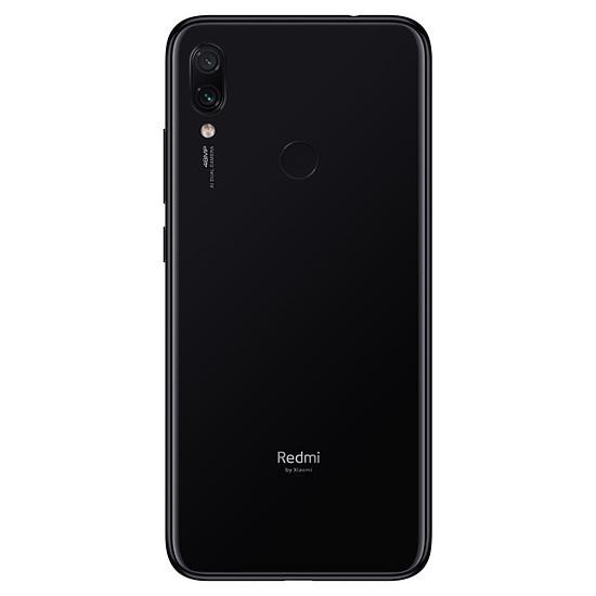 Smartphone et téléphone mobile Xiaomi Redmi Note 7 (noir) - 32 Go - 3 Go - Autre vue