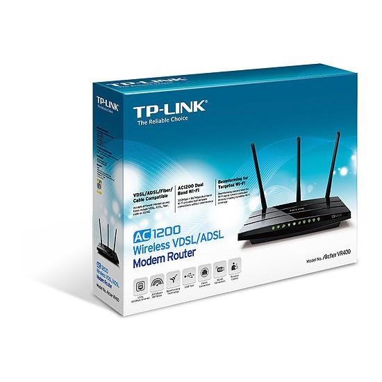 Routeur et modem TP-Link Modem routeur VR400 - Autre vue