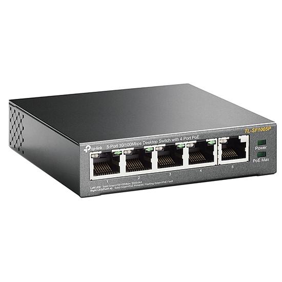 Switch et Commutateur TP-Link TL-SF1005P - Autre vue