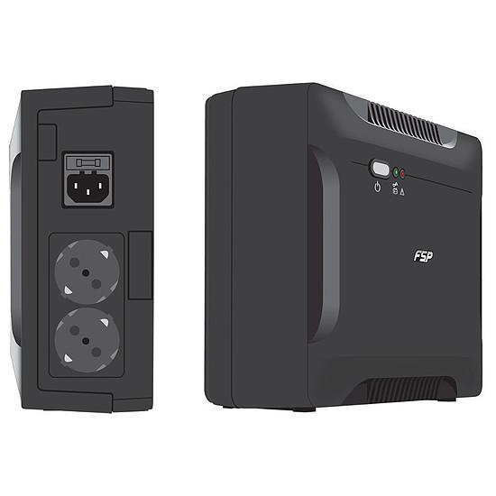 Onduleur FSP Fortron Off-Line - Nano 800 - Autre vue