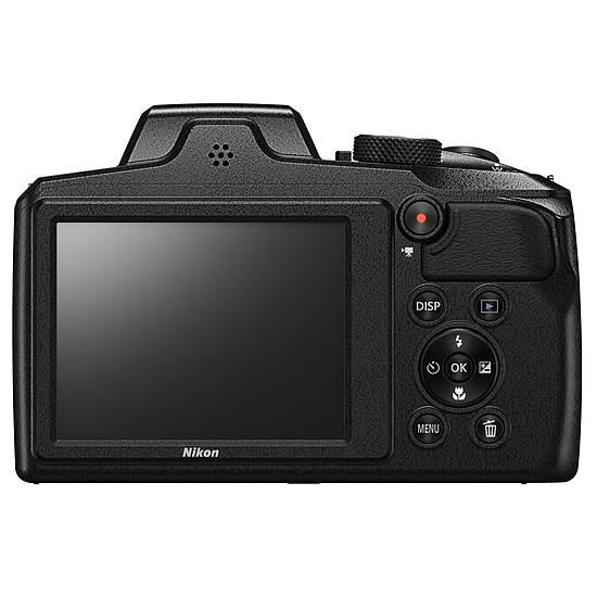 Appareil photo compact ou bridge Nikon Coolpix B600 Noir - Autre vue
