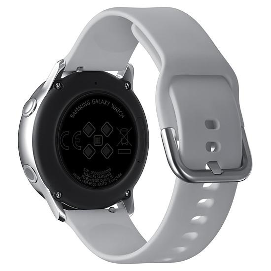 Montre connectée Samsung Galaxy Watch Active (argent - gris) - GPS - 40 mm - Autre vue