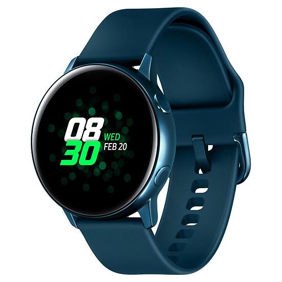 Montre connectée Samsung Galaxy Watch Active (vert- vert) - GPS - 40 mm