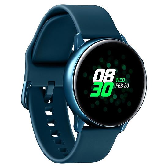 Montre connectée Samsung Galaxy Watch Active (vert- vert) - GPS - 40 mm - Autre vue
