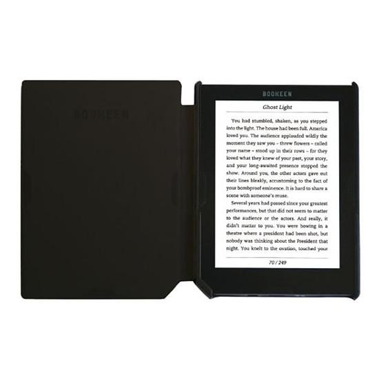 Liseuse numérique Bookeen Couverture Cybook Muse Noir Duo (noir) - Autre vue
