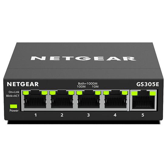 Switch et Commutateur Netgear GS305E