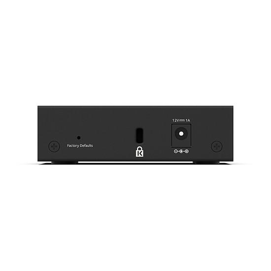 Switch et Commutateur Netgear GS305E - Autre vue