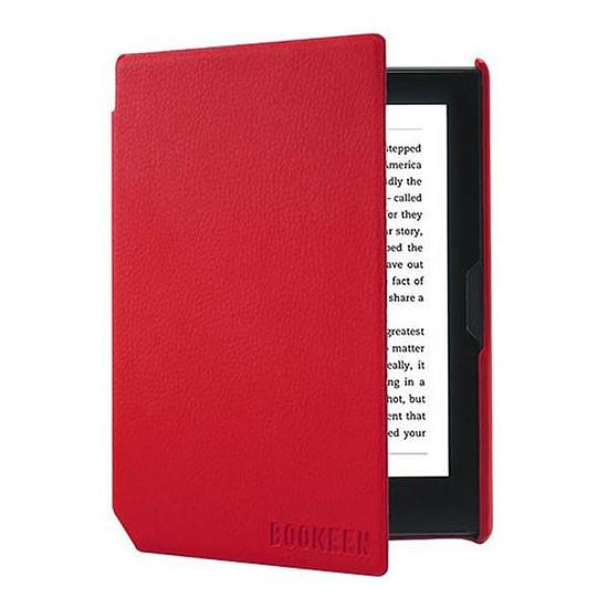 Liseuse numérique Bookeen Couverture Cybook Muse (rouge)