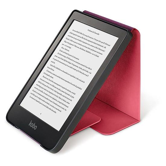 Liseuse numérique Kobo Clara HD Sleep Cover (rouge)