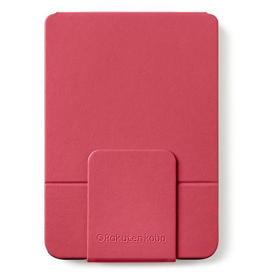 Liseuse numérique Kobo Clara HD Sleep Cover (rouge) - Autre vue