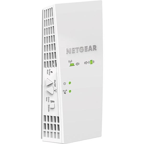 Répéteur Wi-Fi Netgear EX6250 - Répéteur WiFi Mesh AC1750
