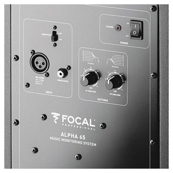 Enceintes HiFi / Home-Cinéma Focal Alpha 65 (L'unité) - Autre vue