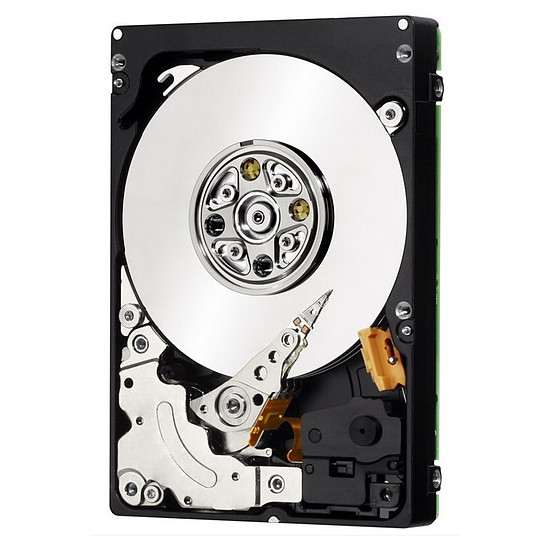 Disque dur interne Western Digital WD AV-25 Mobile - 500 Go - 16 Mo