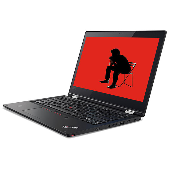 PC portable Lenovo ThinkPad L380 Yoga (20M7001HFR) - Autre vue