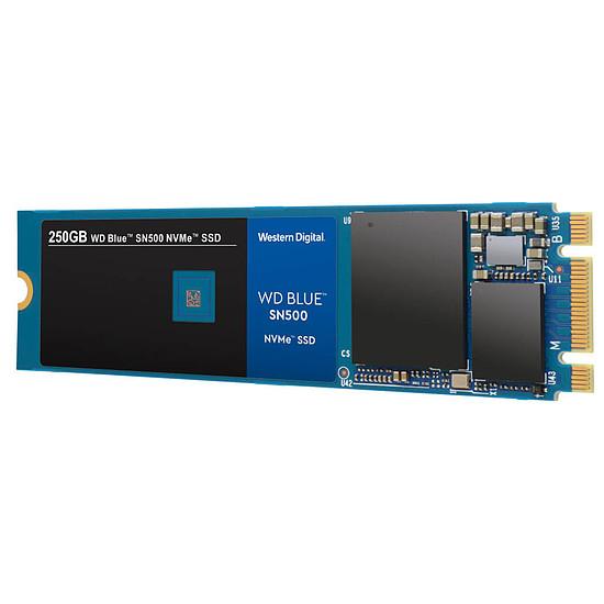 Disque SSD Western Digital WD Blue SN500 - 500 Go