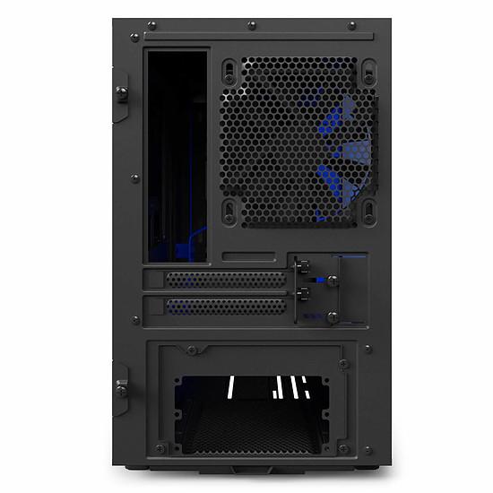Boîtier PC NZXT H200I (Noir/Bleu) - Autre vue