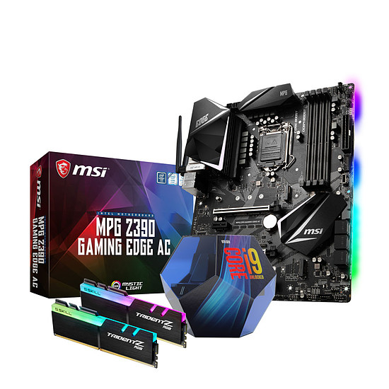 Kit upgrade PC Extreme Kit