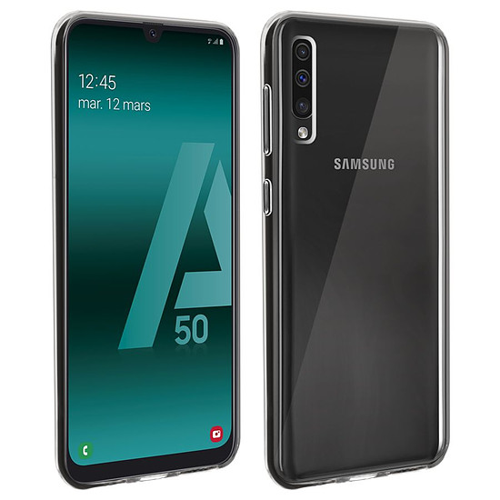 Coque et housse Akashi Coque (transparent) - Samsung Galaxy A50