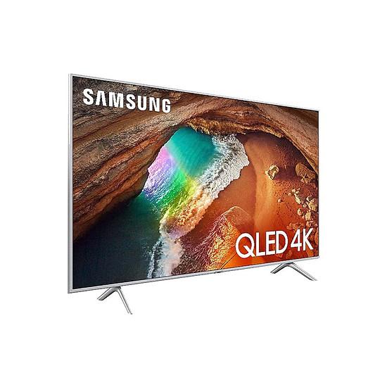 TV Samsung QE49Q64 R - TV QLED 4K UHD HDR - 123 cm - Autre vue