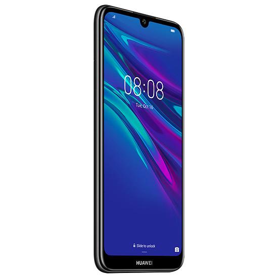 Smartphone et téléphone mobile Huawei Y6 2019 (noir) - 32 Go - 2 Go - Autre vue