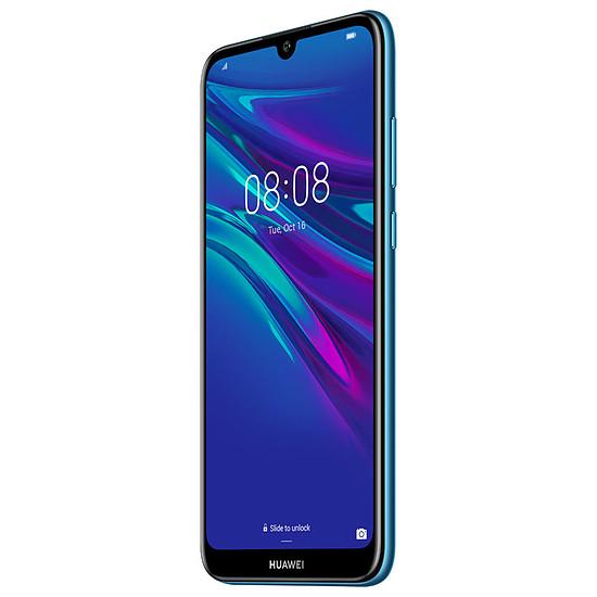 Smartphone et téléphone mobile Huawei Y6 2019 (bleu) - 32 Go - 2 Go