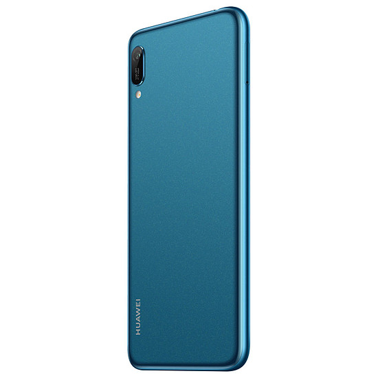 Smartphone et téléphone mobile Huawei Y6 2019 (bleu) - 32 Go - 2 Go - Autre vue