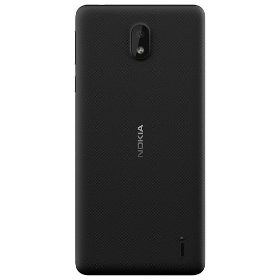 Smartphone et téléphone mobile Nokia 1 Plus (noir) - 8 Go - 1 Go - Autre vue
