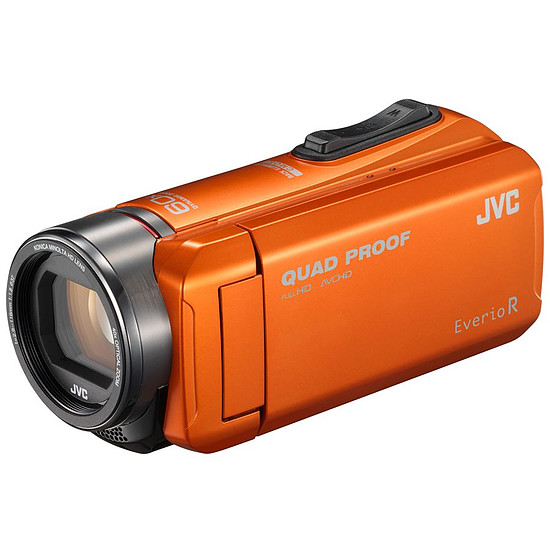 Caméscope JVC GZ-R405 Orange - Occasion