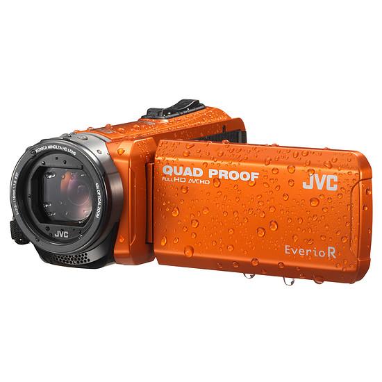 Caméscope JVC GZ-R405 Orange - Occasion - Autre vue