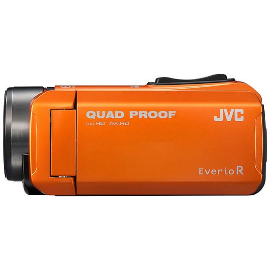 Caméscope JVC GZ-R405 Orange - Autre vue