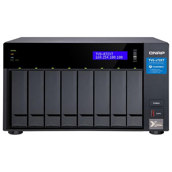 Serveur NAS QNAP TVS-872XT-16G