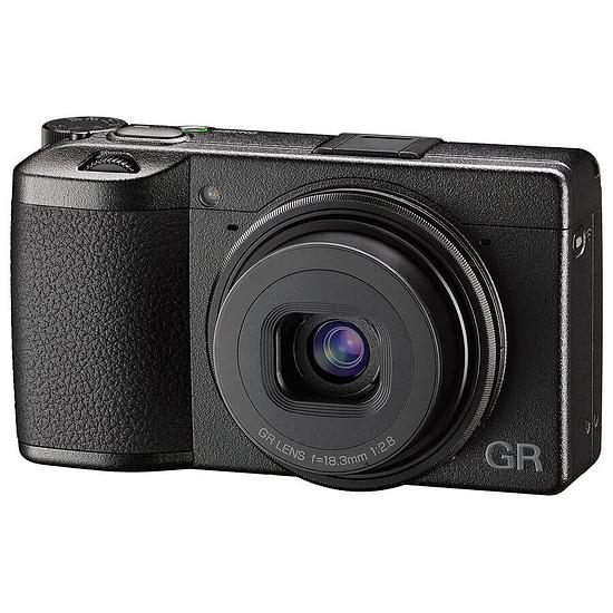 Appareil photo compact ou bridge Ricoh GR III - Autre vue