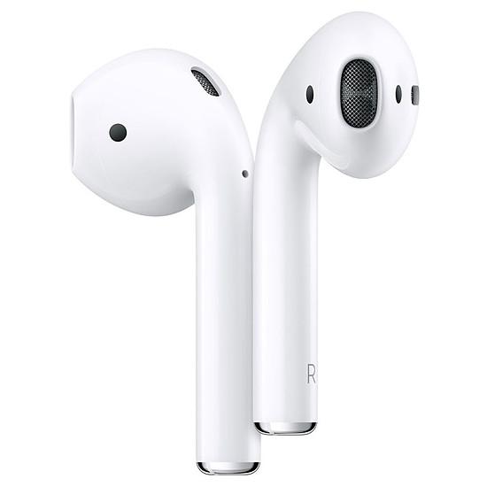 Casque Audio Apple AirPods 2 avec boîtier de charge - Écouteurs sans fil - Autre vue