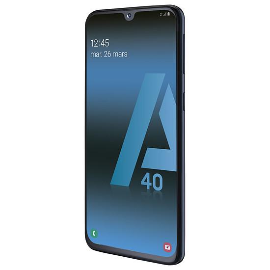 Smartphone et téléphone mobile Samsung Galaxy A40 (noir) - 64 Go - 4 Go - Occasion