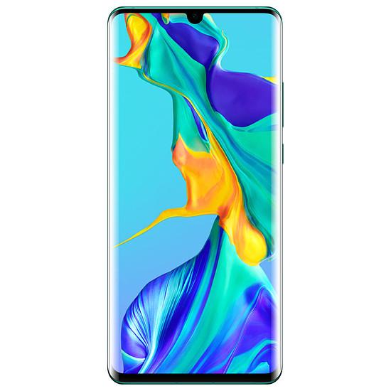 Smartphone et téléphone mobile Huawei P30 Pro (bleu aurore) - 128 Go - 8 Go