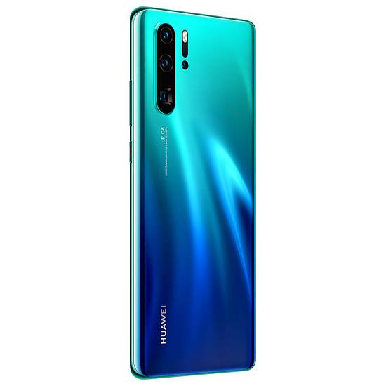 Smartphone et téléphone mobile Huawei P30 Pro (bleu aurore) - 128 Go - 8 Go - Autre vue
