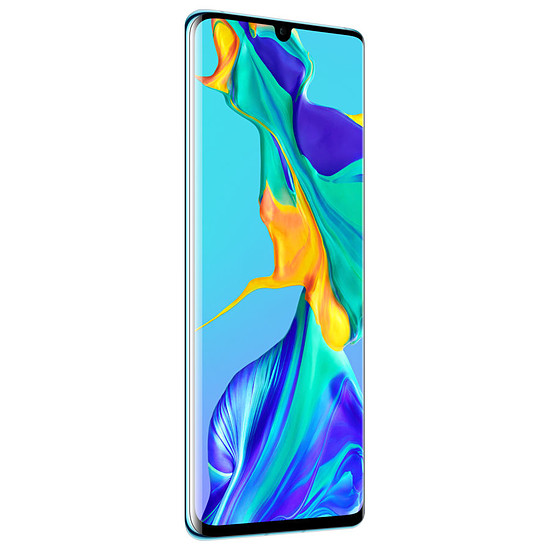 Smartphone et téléphone mobile Huawei P30 Pro (nacré) - 256 Go - 8 Go - Autre vue