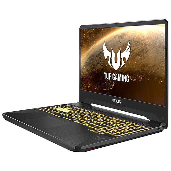 PC portable ASUS TUF 565DU-AL008T - Autre vue