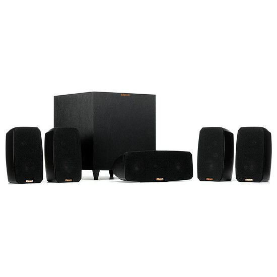 Enceintes HiFi / Home-Cinéma Klipsch Pack 5.1 Reference Theater