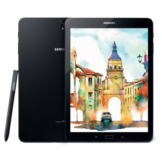 "Tablette Samsung Galaxy TAB S3 9.7"" 32 Go 4G (Noir)"